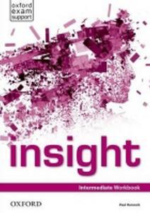 Obrázok Insight Intermediate Workbook