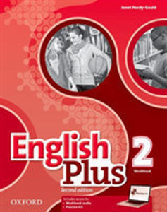 Obrázok English Plus (2nd Edition) 2 Workbook with Access to Audio and Practice Kit