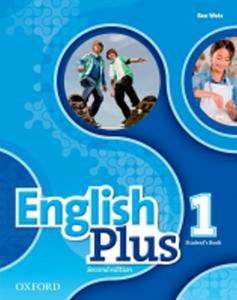 Obrázok English Plus (2nd Edition) 1 Student´s Book
