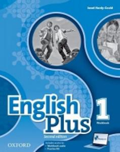 Obrázok English Plus (2nd Edition) 1 Workbook with Access to Audio and Practice Kit