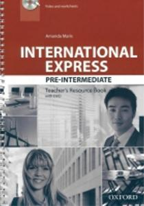 Obrázok International Express (3rd edition) Pre-intermediate Teacher´s Resource Book