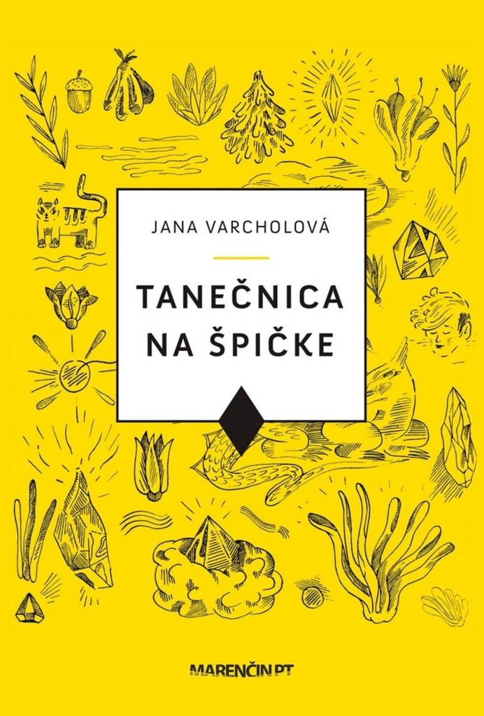 Tanečnica na špičke - Jana Varcholová
