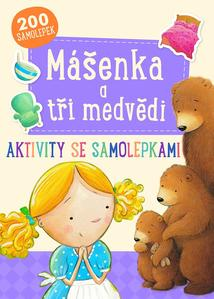 Obrázok Mášenka a tři medvědi