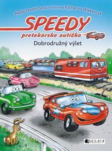 Obrázok Speedy pretekárske autíčko Dobrodružný výlet