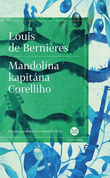 Mandolína kapitána Corelliho - Louis de Bernieres