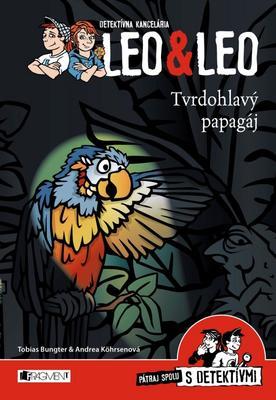 Obrázok Detektívna kancelária Leo & Leo Tvrdohlavý papagáj