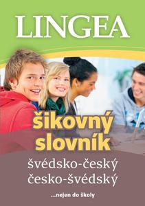 Obrázok Švédsko-český česko-švédský šikovný slovník