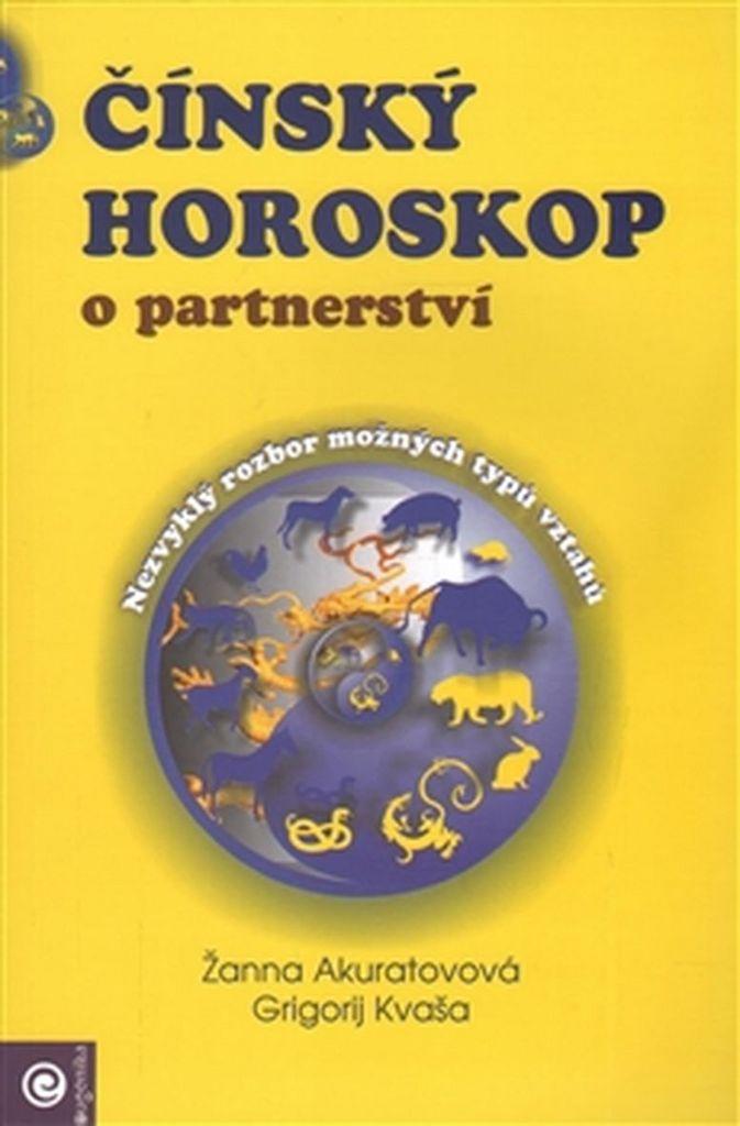 Čínský horoskop o partnerství - Grigorij Kvaša, Žanna Akuratovová