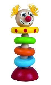 Obrázok Klaun na gumě