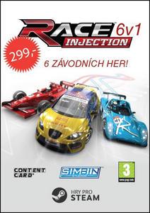 Obrázok Race Injection 6v1