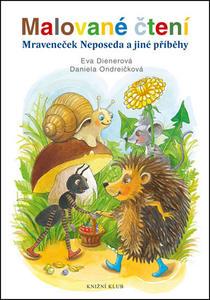 Obrázok Malované čtení Mraveneček Neposeda a jiné příběhy