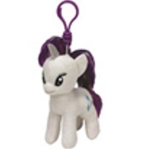Obrázok Plyš očka přívěšek My little pony Lic RARITY