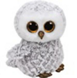 Obrázok Beanie Boos Owlette bílá sova 15 cm