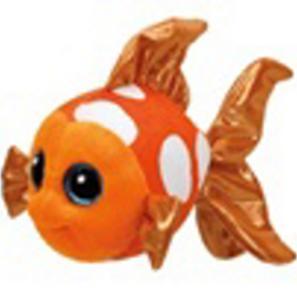 Obrázok Beanie Boos Sami oranžová ryba 15 cm