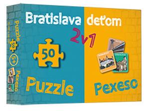 Obrázok Bratislava deťom 2v1