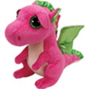 Obrázok Beanie Boos Darla růžový drak 24 cm