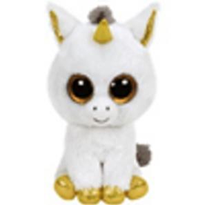 Obrázok Beanie Boos Pegasus bílý jednorožec 24 cm
