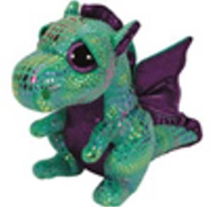 Obrázok Beanie Boos Cinder zelený drak 24 cm