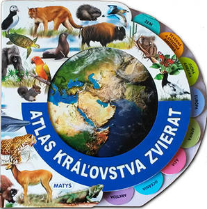 Obrázok Atlas kráľovstva zvierat