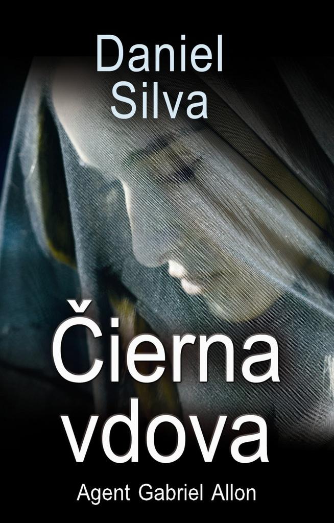 Čierna vdova - Daniel Silva