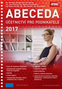 Obrázok Abeceda účetnictví pro podnikatele 2017