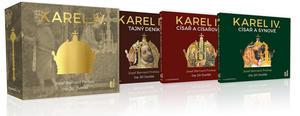 Obrázok KAREL IV. Kompletní trilogie (4CDmp3)