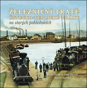 Obrázok Železniční tratě Ústecko-teplické dráhy