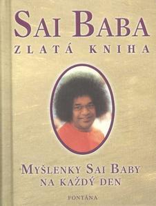 Obrázok Sai Baba Zlatá kniha