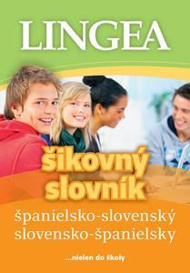 Obrázok Španielsko-slovenský slovensko-španielsky šikovný slovník
