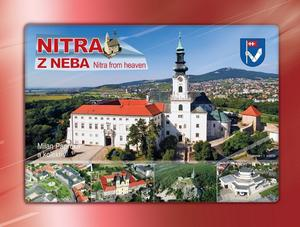 Obrázok Nitra z neba