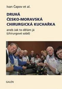 Obrázok Druhá česko-moravská chirurgická kuchařka