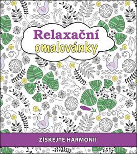 Obrázok Relaxační omalovánky