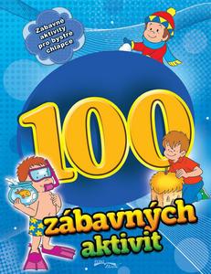 Obrázok 100 zábavných aktivit - chlapci