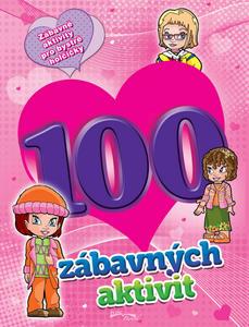 Obrázok 100 zábavných aktivit - dívky