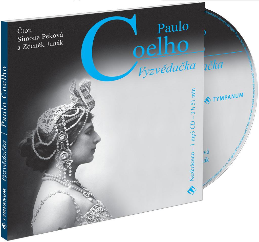 Vyzvědačka - Paulo Coelho
