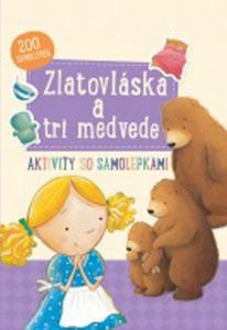 Obrázok Zlatovláska a tri medvede