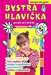 Obrázok Bystrá hlavička pro děti od 5 do 8 let