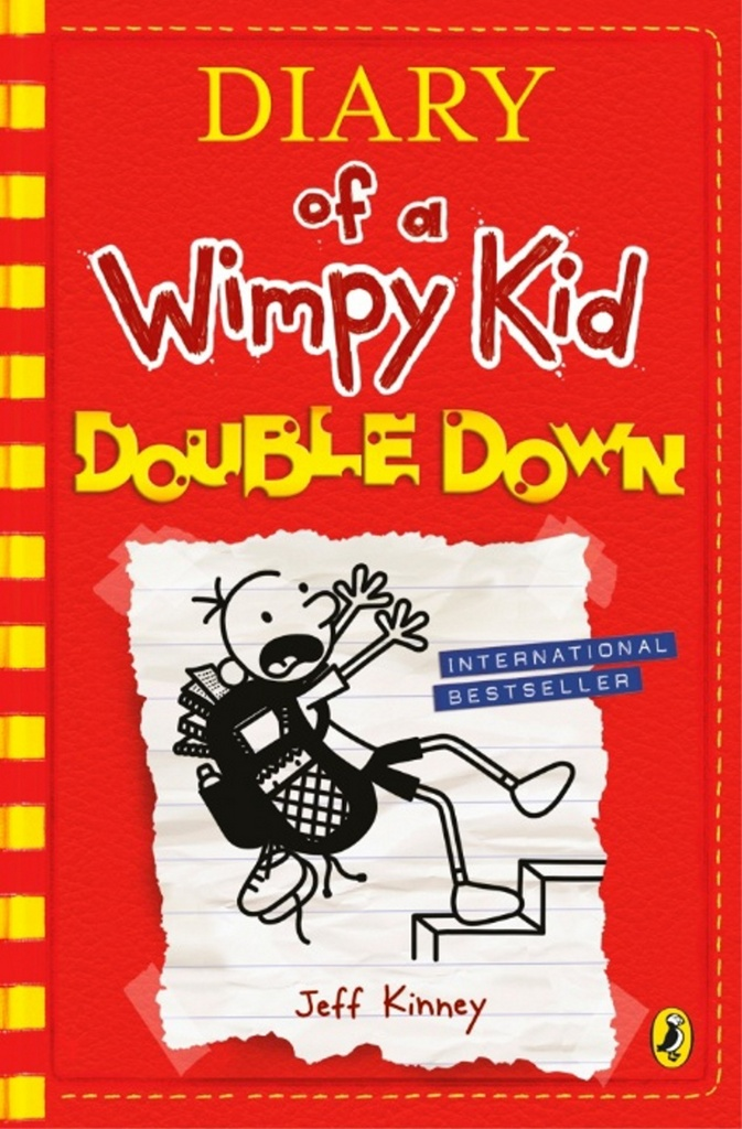 Diary of a Wimpy Kid book 11 - Jeff Kinney