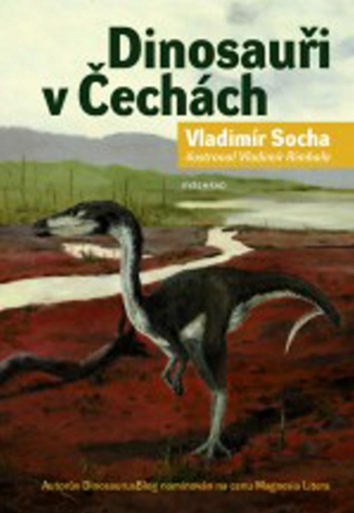 Dinosauři v Čechách - Vladimír Socha