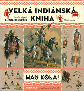 Obrázok Velká indiánská kniha