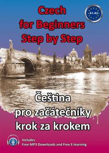 Obrázok Czech for Beginners Step by Step