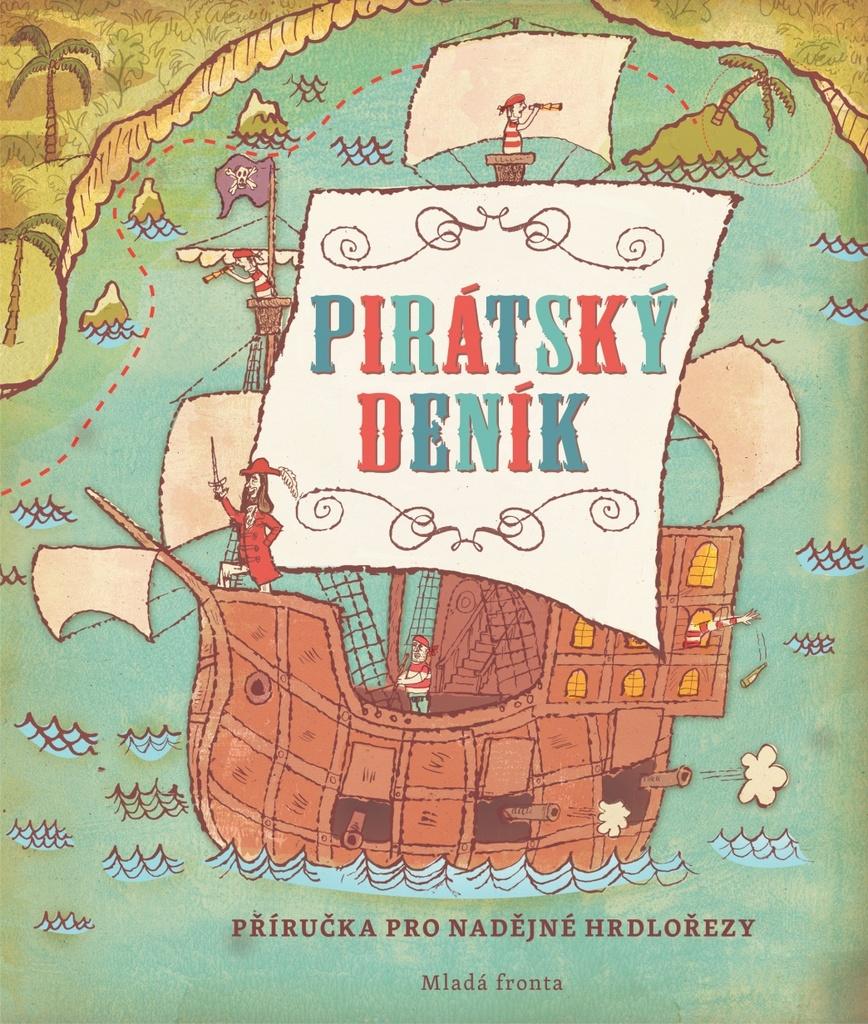 Pirátský deník - Avery Monsen, Jory John
