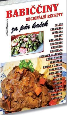 Obrázok Babiččiny regionální recepty