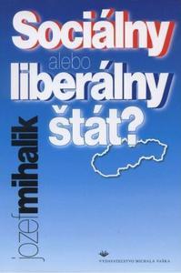Obrázok Sociálny alebo liberálny štát?