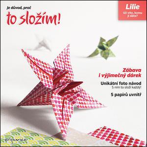 Obrázok Lilie Už víte, komu ji dáte?
