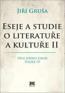 Obrázok Eseje a studie o literatuře a kultuře II