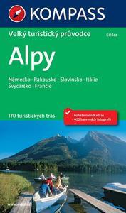 Obrázok Alpy Velký turistický průvodce