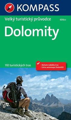 Obrázok Dolomity Velký turistický průvodce