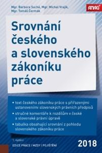 Obrázok Srovnání českého a slovenského zákoníku práce