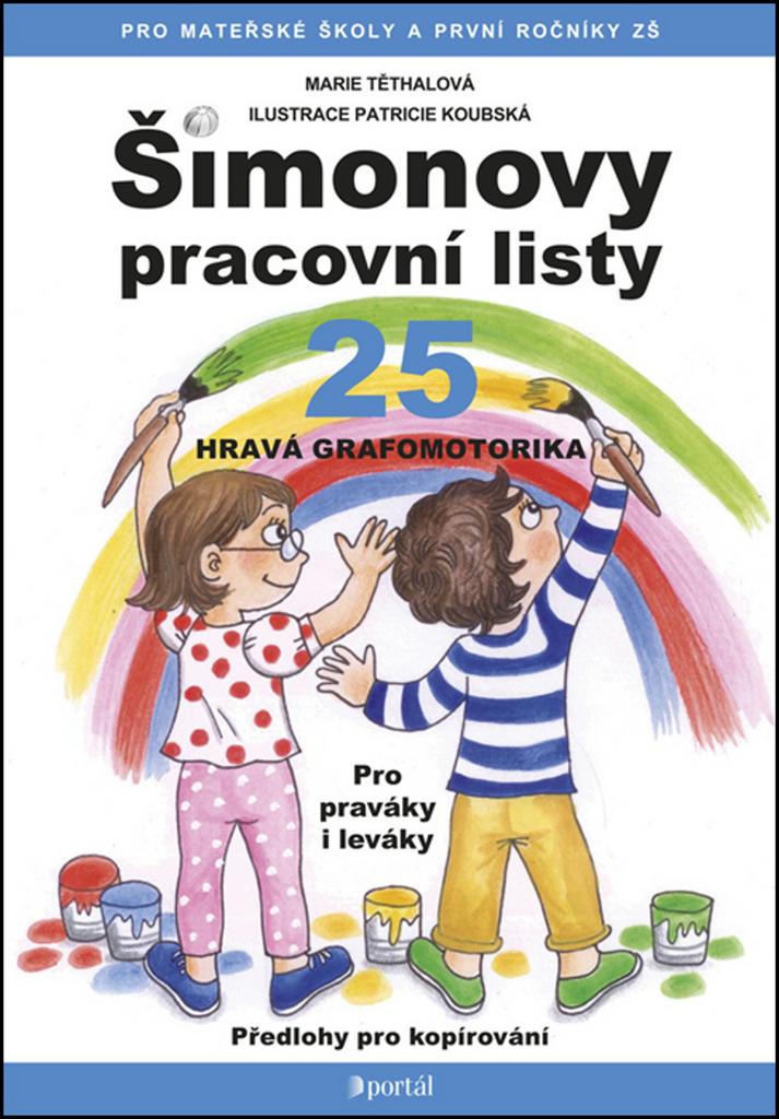 Šimonovy pracovní listy 25 - Marie Těthalová